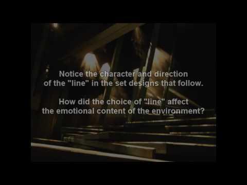 Theatre Production Design: What is Production Design?