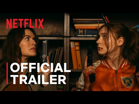 Gunpowder Milkshake   Karen Gillan & Lena Headey   Official Trailer   Netflix