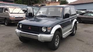 Mitsubishi Pajero turbo diesel 1992 manual 32000mileage!!!!