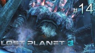 Lost Planet 3 прохождение с Карном. Часть 14