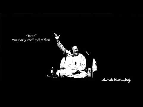 Nusrat Fateh Ali Khan - Mainu chad k kalli nu dur chaliya [HQ]