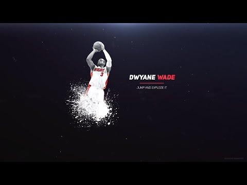 [SPEED ART] DWYANE WADE WALLPAPER