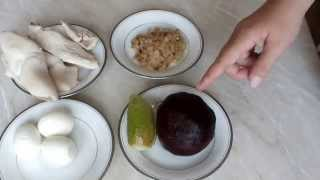 Салат по диете Дюкана Чередование белки овощи