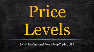 Forex Price Levels - Way Better Off Without Them