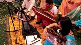 apnabeat.co.uk - traditional instruments during Indian wedding ceremony