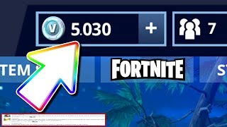 FORTNITE-Everyone is earning V-BUCKS with THIS! 100% Safe and working