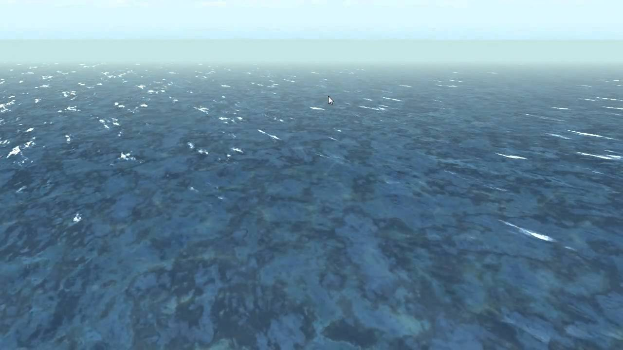 Ocean / Water shader for Indie/PRO Unity 3d users