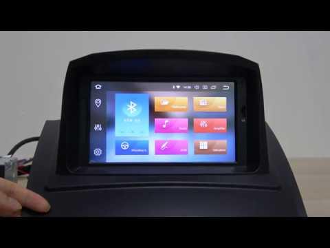 "Android 8.0 Car Radio DVD Player For Renault Megane 2 2005-2009 7"" IPS Multimedia GPS Navigation"