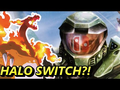 HALO Switch RUMOR, Massive Sales In Japan For Switch & State Of Play/Indie World Thoughts!