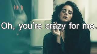 Lana Del Rey - Cruel world (lyrics)