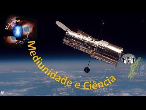 20190221 Palestra Mediunidade e Ciência AECBMRio Loba