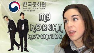 WHERE I LEARN KOREAN (I SAW TVXQ+반다비+수호랑)