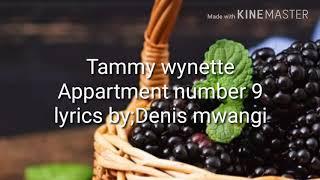 Tammy wynette-appartment #9 with lyrics