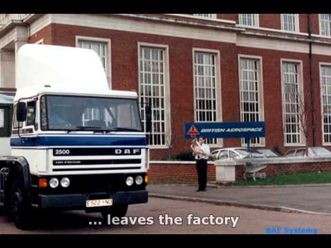 Kingston Aviation Story Part 11 - The demise of BAe Kingston, 1987 - 1992 (Running time 7 minutes)