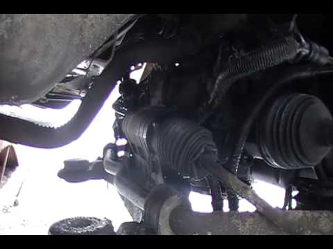 Rack and pinion - YouTube