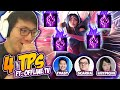 League of Legends but with 4 Teleports (ft. OfflineTV)