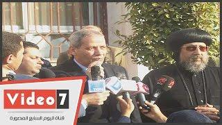 بالفيديو.. وزير التعليم: كل الأديان ترفض العنف وتؤكد على حب الوطن