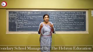 The Hebron Primary School- Managed by The Hebron Education Trust (Minority Trust) Est. 1966