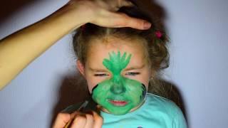 Как из Миланы делаем монстрика Vídeos de Slime Satisfatório & Relaxante #98 (Slime ASMR)
