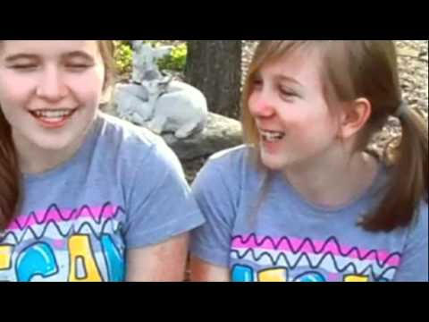Rhythm of Love -  Megan And Liz Version [[MUSICVIDEO]]