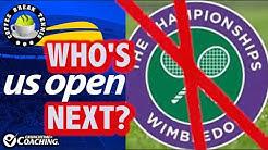 Wimbledon Cancelled/US Open Next ??   Coffee Break Tennis