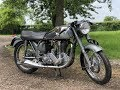 1953 500cc Norton International Clubman TT Factory Special Order Number 16 for Sale