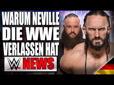 Warum Neville wirklich die WWE verlassen hat, Update zu Braun Strowman | WWE NEWS 88/2018
