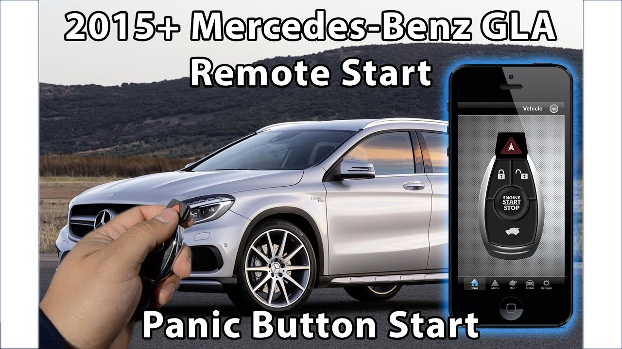 Mercedes benz e class remote start fiat world test drive for Remote starter for mercedes benz