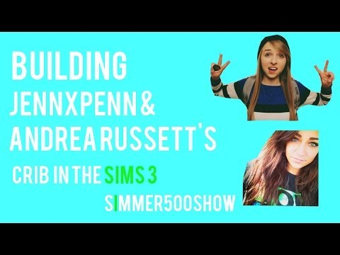 The Sims 3: Building GETTOXFABXFOREVER and JENNXPENNS CRIB