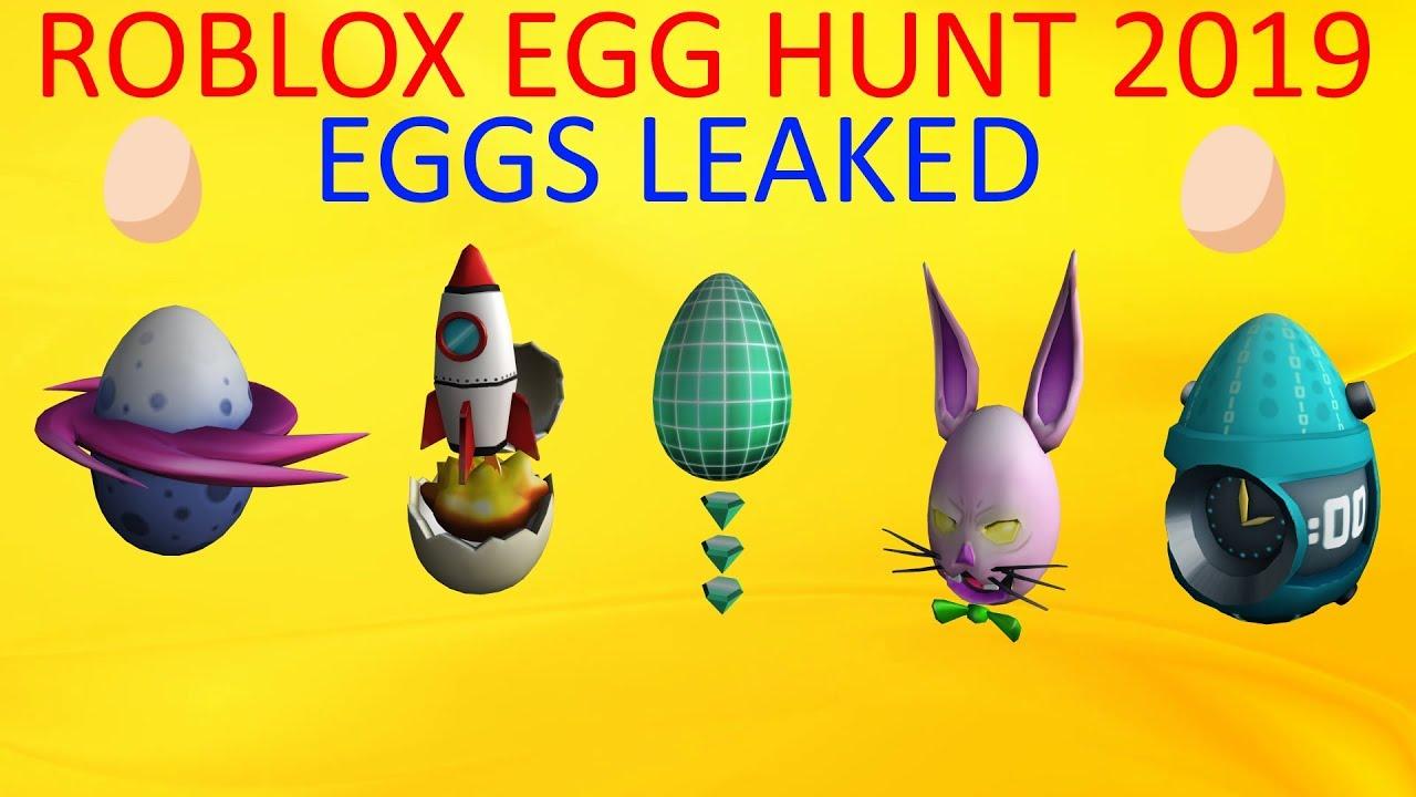 Egg Hunt Leaks 2019 Roblox Egg Hunt 2019 Eggs Leaked Roblox Youtube