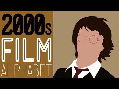 Decade 2000 Movies A-Z - Which Movies Do You Know? 2000s Film Alphabet HD