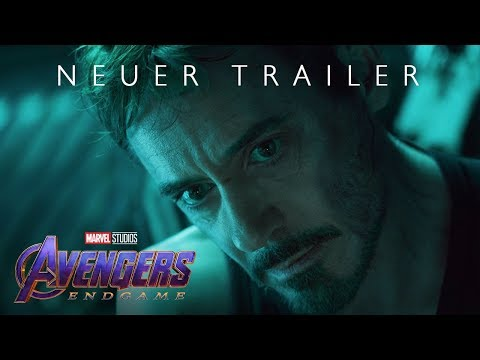 AVENGERS: ENDGAME – Neuer Trailer (deutsch/german) | Marvel HD