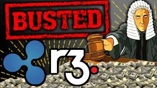Truth Exposed! Ripple & r3. 1st Lawsuits. Now BFFs?. SWIFT's Crypto Power Play With XRP