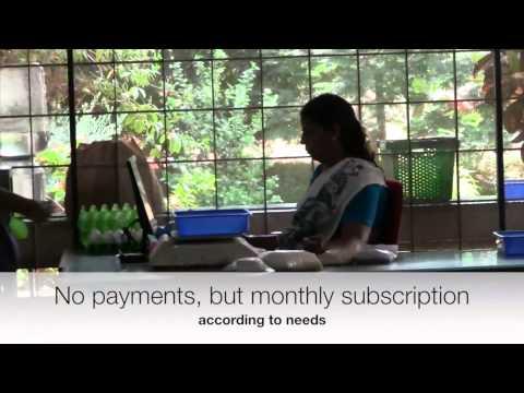Auroville's PTDC (Pour Tous Distribution Centre)