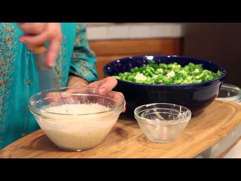 Warm Edamame Beans & Potato Salad: Tasty Meals