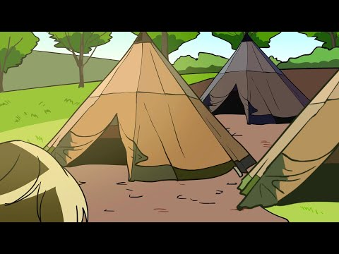 True Horrible Camp Story Animated