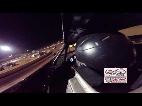 Justin Begley In-Car Dixie Speedway 5/27/17!