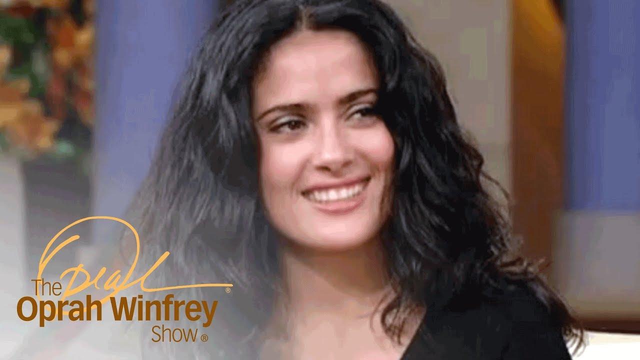 Salma Hayek on Society Pressuring Women into Marriage | The Oprah Winfrey Show | OWN