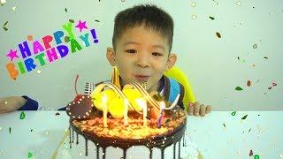 Happy Birthday Song | XAVI'S BIRTHDAY - Kids song Xavi ABCKids