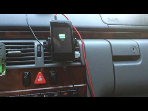 E-circuit 1.0 AMP Usb Car Charger Review (Dollar Tree Item)