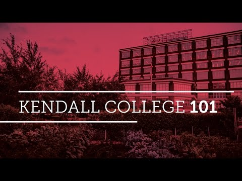 Kendall College 101