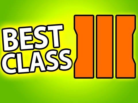 BLACK OPS 3 BEST GUN & CLASS FOR STARTING!