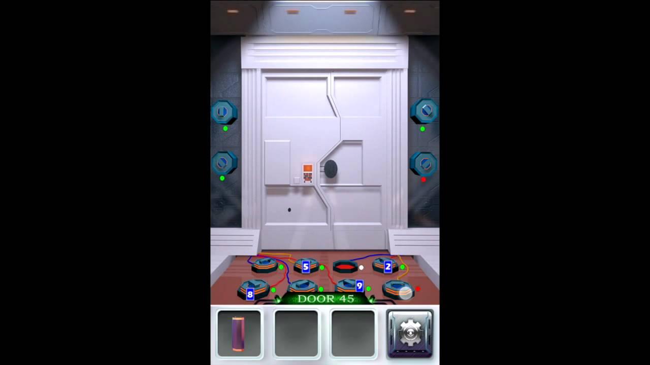 100 Doors 3 Level 45 Walkthrough Youtube