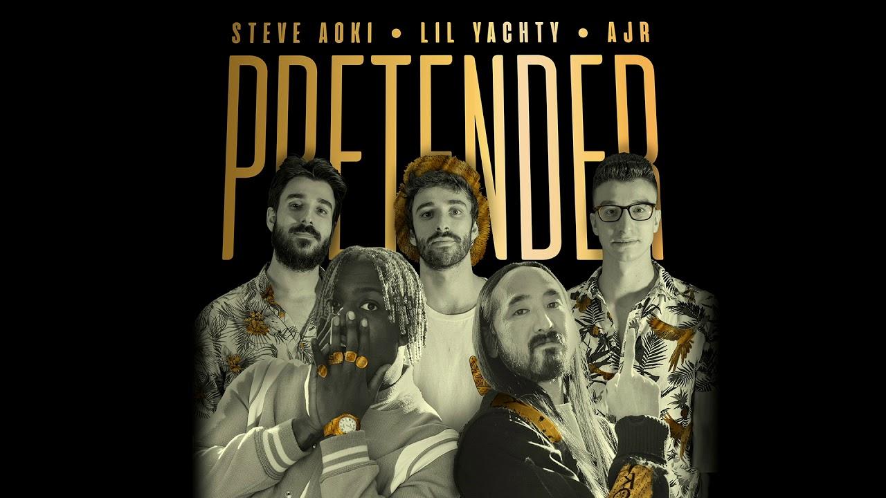 Steve Aoki — Pretender feat. Lil Yachty & AJR [Ultra Music]