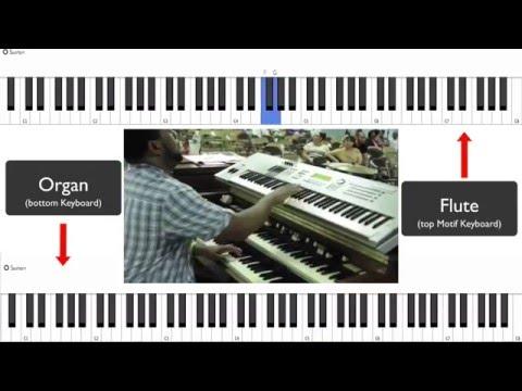 Lord I lift your name on high Glenn Gibson Jr,  (MIDI File)