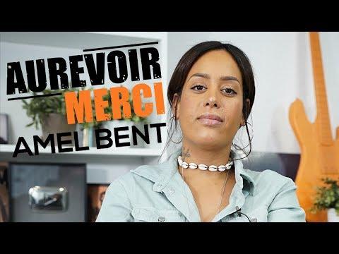 AMEL BENT - AUREVOIR MERCI