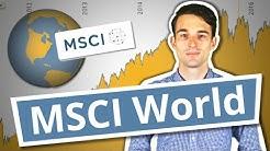 Was ist der MSCI World Index? - Zusammensetzung und Performance erklärt! | Finanzlexikon