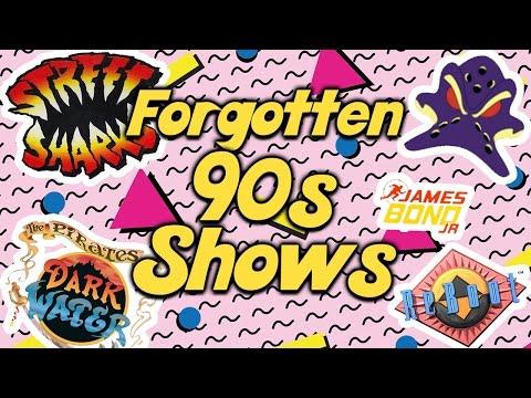 Forgotten 90s TV Shows - Saturday Morning Replay