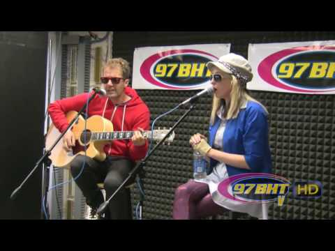 97 BHT - The Ting Tings - Shut Up And Let Me Go (Acoustic)