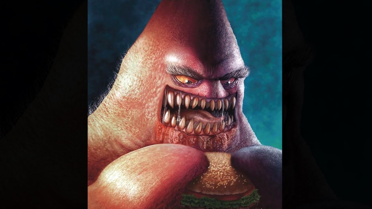 This Is How Patrick Star Will Look Like In 2018 Youtube